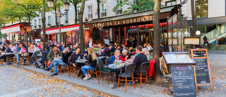 Latinkvarteren-Paris-restaurang-cafe