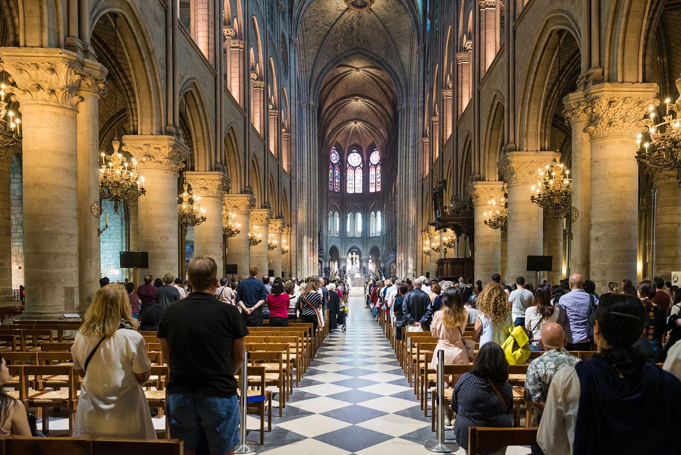 Notre-Dame-klocktorn-paris