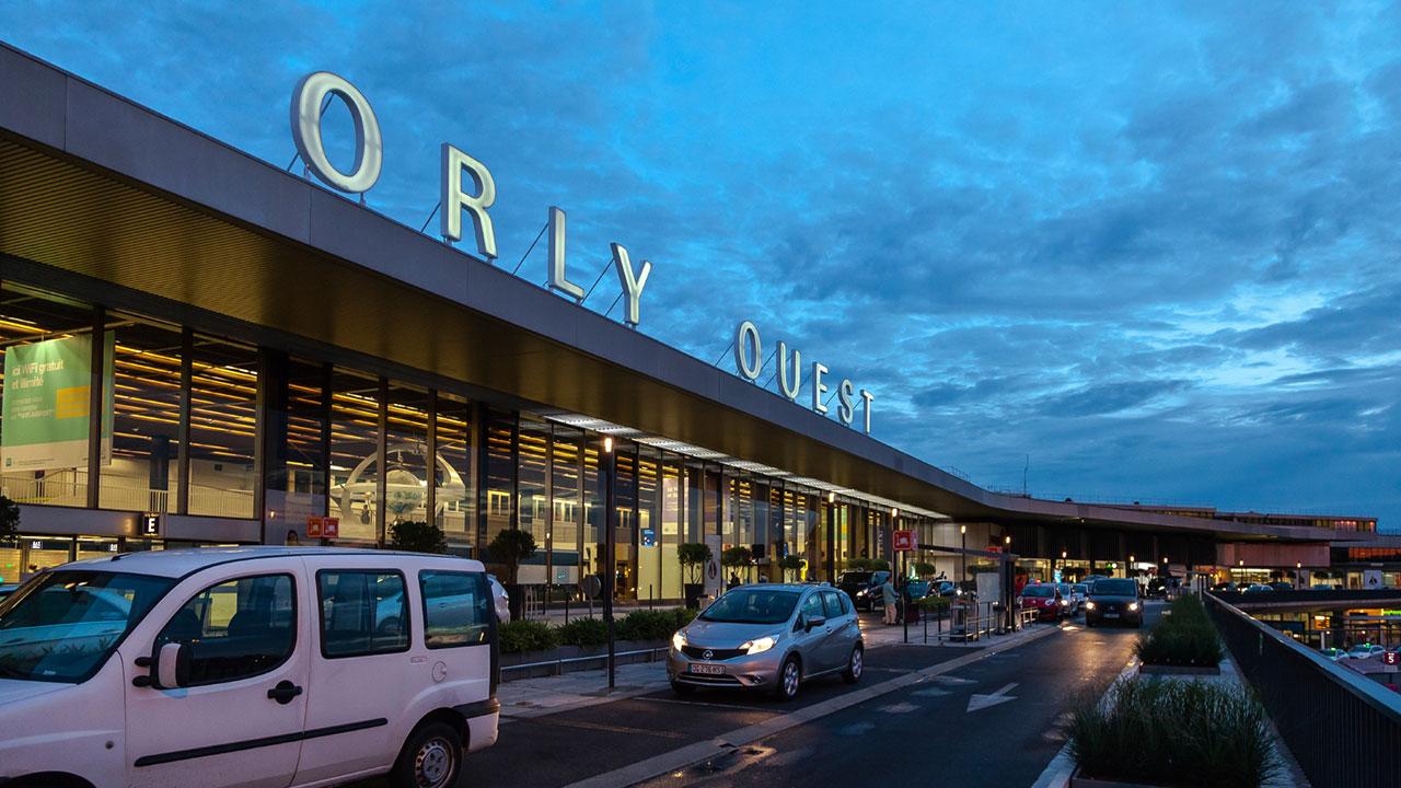 flygplatser i paris
